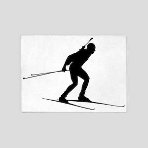 Biathlon 5'x7'Area Rug