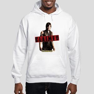 Daryl Dixon Claimed Hooded Sweatshirt