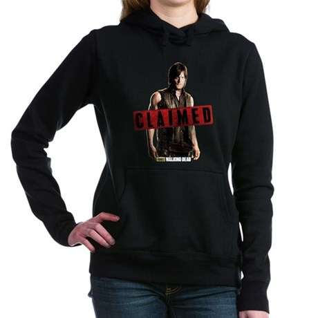 Daryl Dixon Claimed Women's Hooded Sweatshirt