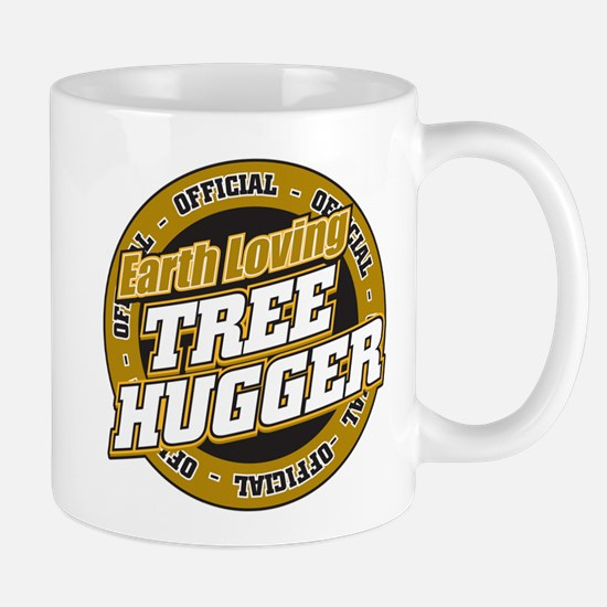 Earth Loving Tree Hugger Mug