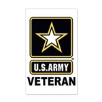 U.S. Army Veteran Wall Decal