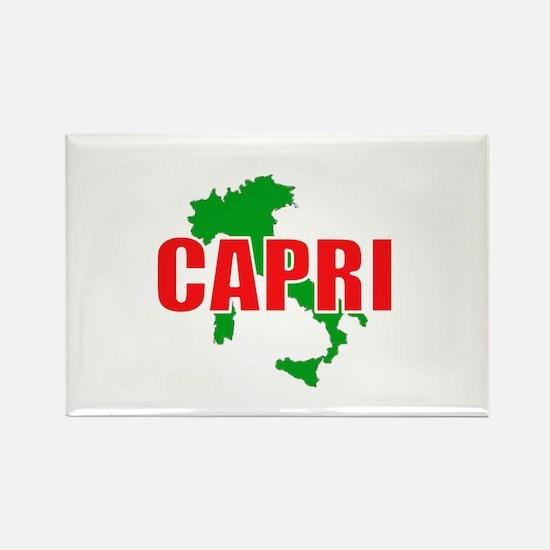 Capri, Italy Rectangle Magnet