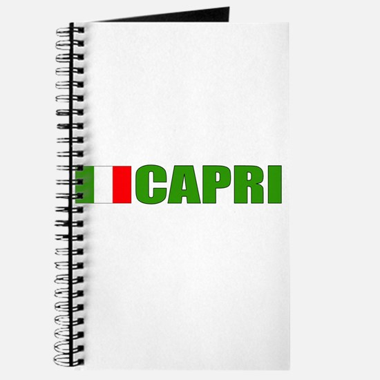 Capri, Italy Journal
