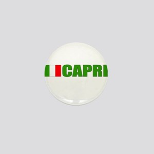 Capri, Italy Mini Button