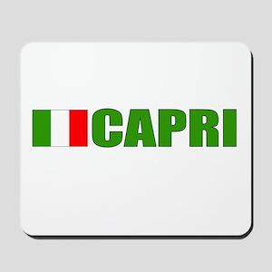 Capri, Italy  Mousepad