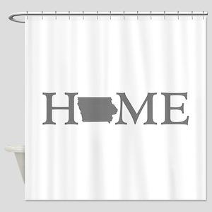 Iowa Home Shower Curtain