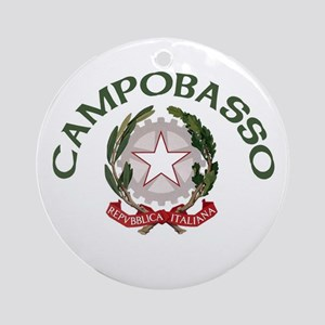 Campobasso, Italy Ornament (Round)