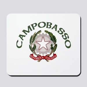 Campobasso, Italy Mousepad
