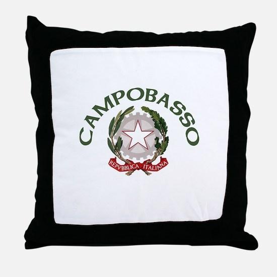 Campobasso, Italy Throw Pillow