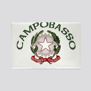Campobasso, Italy Rectangle Magnet