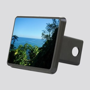 Caribbean Rectangular Hitch Cover