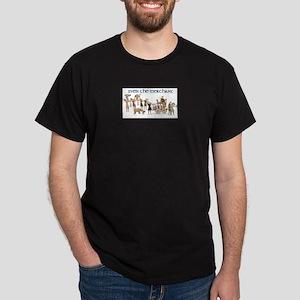 Sven The Merchant - Bayeux Tapestry Dark T-Shirt