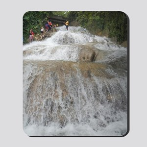 Dunn's River Falls Mousepad