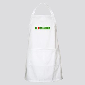 Calabria, Italy BBQ Apron