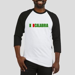 Calabria, Italy Baseball Jersey