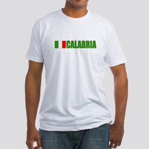 Calabria, Italy Fitted T-Shirt