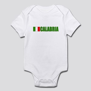Calabria, Italy Infant Bodysuit