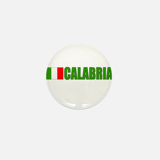 Calabria, Italy Mini Button