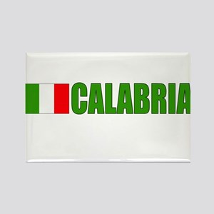 Calabria, Italy Rectangle Magnet
