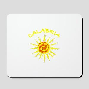 Calabria, Italy Mousepad