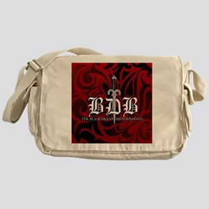 Bdb Red Messenger Bag