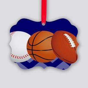 Sports Personalized Ornament