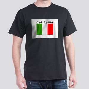 Calabria, Italy Dark T-Shirt