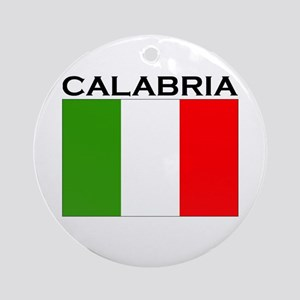 Calabria, Italy Ornament (Round)