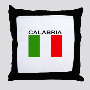 Calabria, Italy Throw Pillow