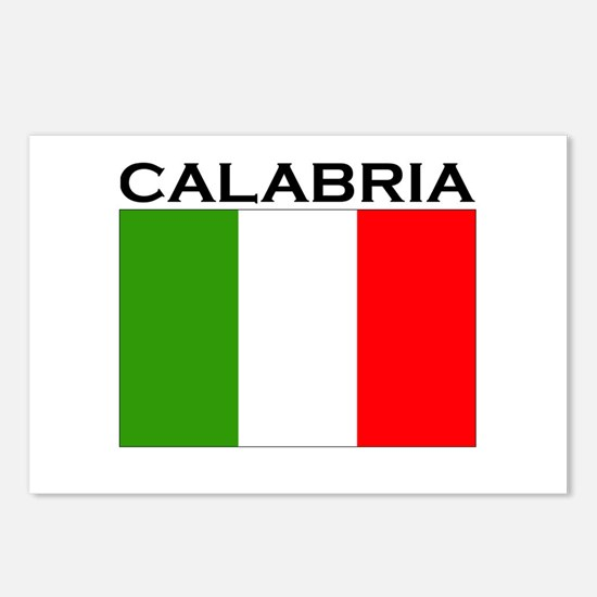 Calabria, Italy Postcards (Package of 8)