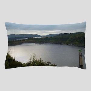 gordon river hydro plant Pillow Case