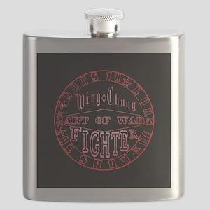 wing chun art of war Flask