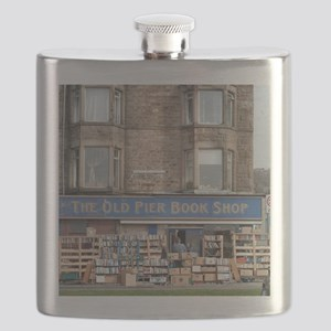 Exterior of the Old Pier Bookshop Flask
