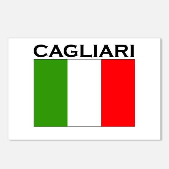 Cagliari, Italy Postcards (Package of 8)