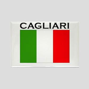 Cagliari, Italy Rectangle Magnet