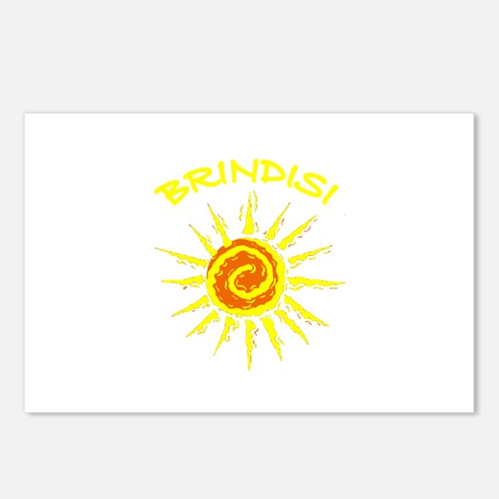 Brindisi, Italy Postcards (Package of 8)