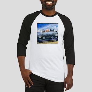 Kibbles Steals A Porsche Tee Baseball Jersey