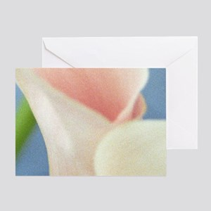 Lily Silk Parade Photo Greeting Cards