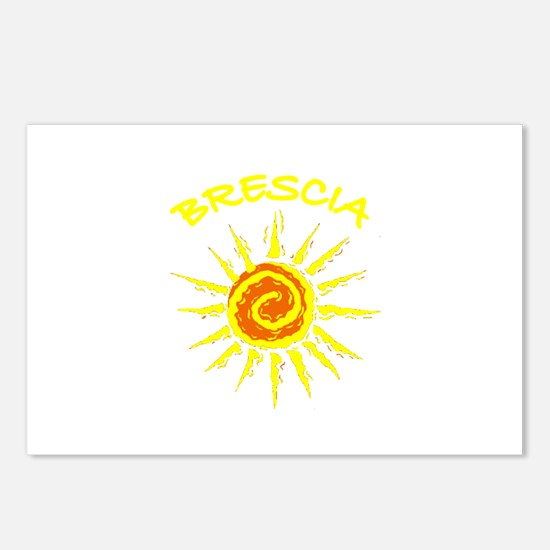 Brescia, Italy  Postcards (Package of 8)