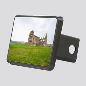 Ruins of Whitbt Abbey Rectangular Hitch Cover