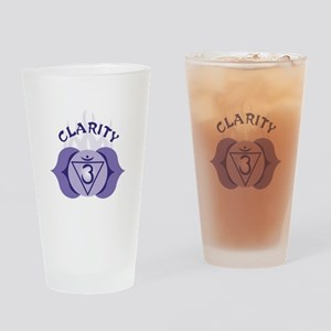 Clarity Drinking Glass