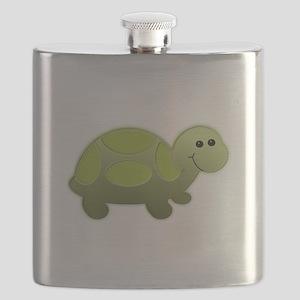 Little Turtle Flask