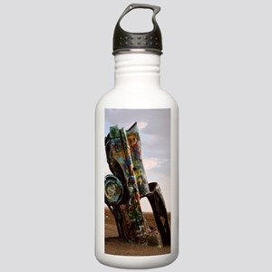 Cadillac Stainless Water Bottle 1.0L