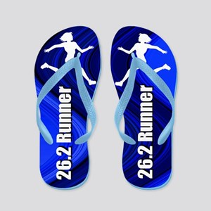 Awesome 26.2 Flip Flops