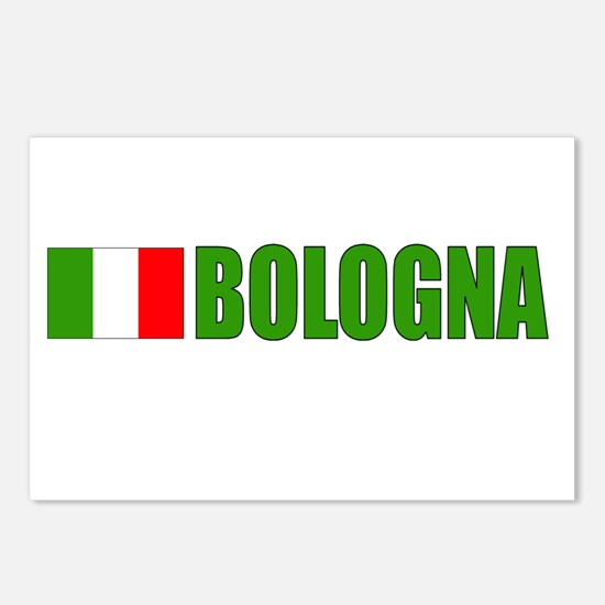Bologna, Italy Postcards (Package of 8)