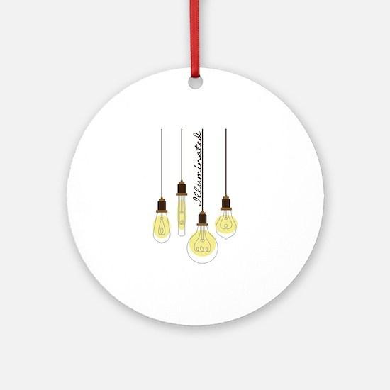 Illuminated Ornament (Round)