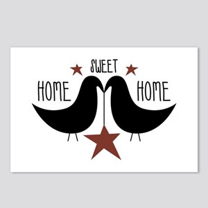 HOME * SWEET * HOME Postcards (Package of 8)