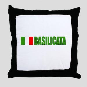 Basilicata, Italy Throw Pillow