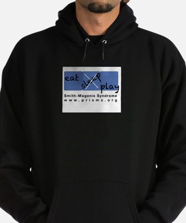Eat Sleep Play Hoodie (dark)