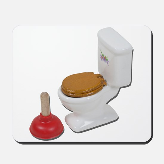 ToiletLargePlunger051411.png Mousepad